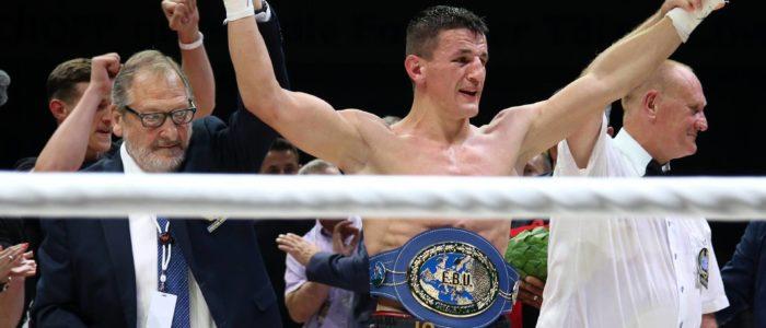 Robin Krasniqi - EBU Champion