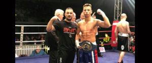 Florin Cardos - EU Champion