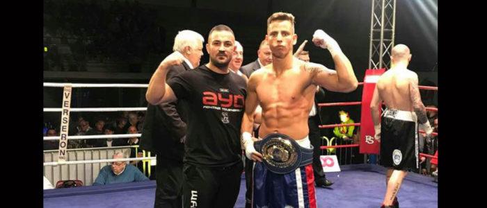 3.Florin Cardos - EU Champion
