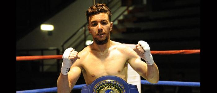 Mohammed Obbadi - EU Champion