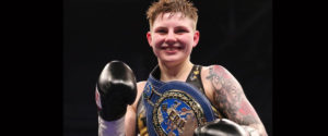 Ashley Brace - EBU Champion