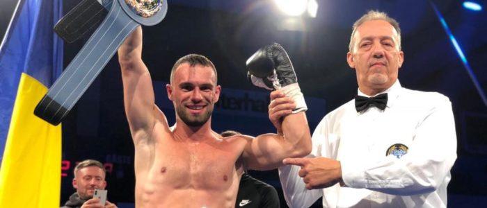Timo Schwarzkpof - EU Champion