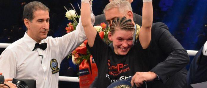 Nina Meinke - EBU Champion
