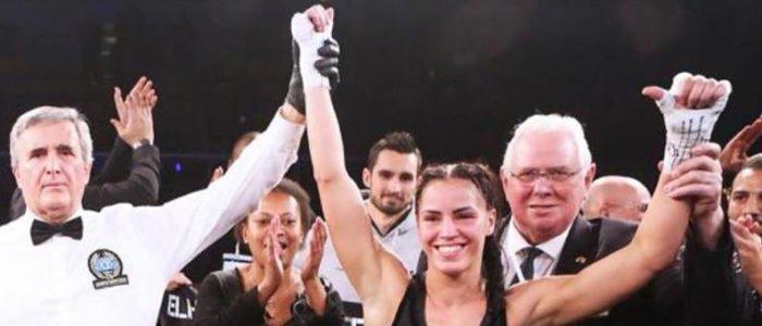 Elhem MEKHALED - EBU Champion