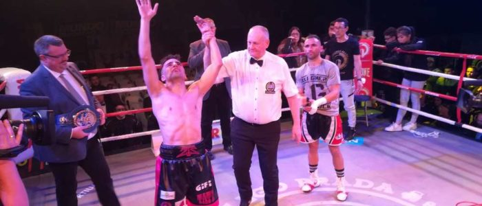 Samir Ziani - EBU Champion