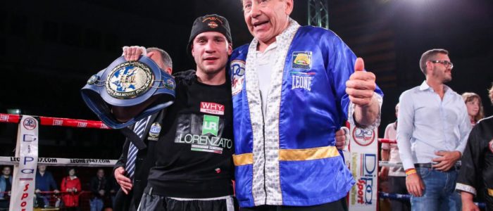 Luca Rigoldi - EBU Champion