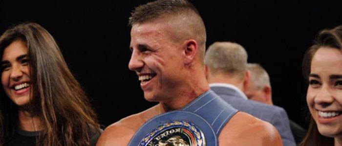 Tyron Zeuge - EU Champion