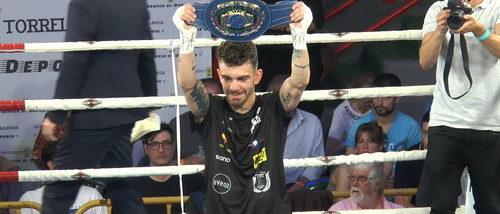 Jon Fernandez - EU Champion
