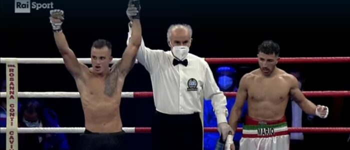 Haithem Laamouz - EU Champion