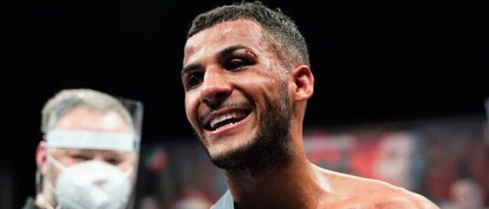 Gamal Yafai - EBU Champion