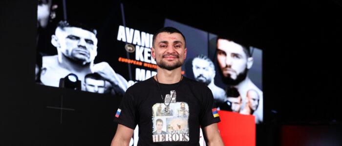 David Avanesyan - EBU Champion