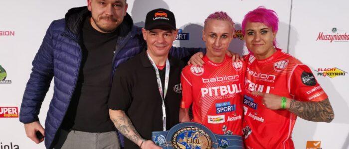 Ewelina Pekalska - EBU Champion