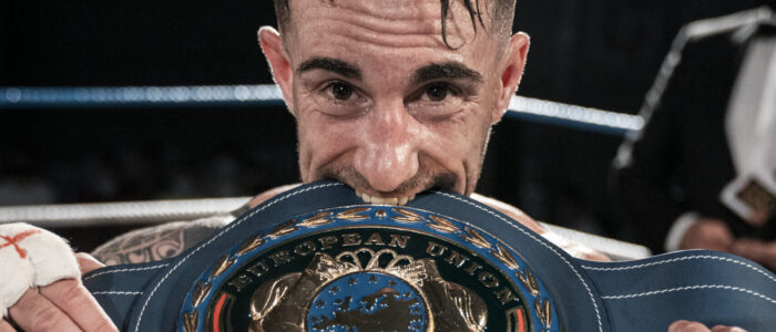 Jairo Noriega - EU Champion